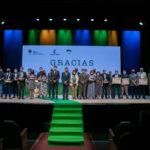 Varias iniciativas y empresas toledanas, homenajeadas en los Premios Regionales de Medio Ambiente
