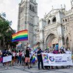 GALERÍA | 'Feminismo, Igualdad y Derechos Humanos': Toledo y Talavera se manifiestan para visibilizar al colectivo LGTBI