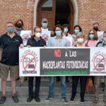 Méntrida acogerá la primera manifestación contra las macroplantas fotovoltaicas