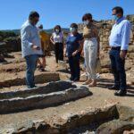 Comienza la sexta campaña de excavaciones en el yacimiento visigodo de Los Hitos