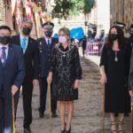 Toledo celebra un Corpus Christi de nuevo sin procesión y adaptado a la situación sanitaria