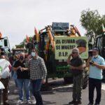 """Agricultores de toda la región se manifiestan en Toledo para pedir ayudas para """"el olivar que se muere"""""""