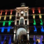 Toledo se ilumina este fin de semana con los colores de la bandera LGTBI
