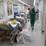 """Las Urgencias en el Virgen de la Salud: """"Un paciente lleva esperando una cama de hospitalización desde el pasado domingo"""""""
