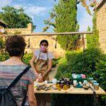GALERÍA | Así fue el primer Mercado de Artesanía en el jardín de San Lucas