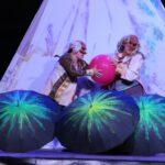 Hacer teatro, una alternativa de tiempo libre con los talleres de ETR