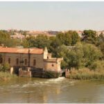 El Consejo del Pacto por el Tajo apoya la cesión de la antigua central hidroeléctrica de Azumel, en la Fábrica de Armas, a la UCLM