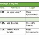 Toledo traslada al domingo los espectáculos previstos para este sábado ante el aviso de tormentas y lluvias en la ciudad