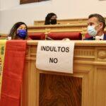 El PP fuerza el debate de los indultos en el Pleno de Toledo