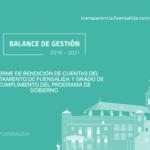 Fuensalida estrena portal de transparencia y rendición de cuentas: el cumplimiento de compromisos supera ya el 50%