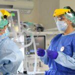 Los nuevos contagios por COVID-19 siguen cayendo y Toledo sólo registra 41 casos nuevos