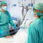 Los hospitalizados con la COVID-19 en Toledo suman 91 pacientes, 5 menos que ayer