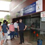 Talavera Ferial se reorganiza para retomar su calendario de actividades y mantener las vacunaciones y pruebas PCR