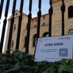 María Pacheco, Carmen de Burgos y otras mujeres ocupan un lugar en las calles del Casco de Toledo gracias a la Plataforma 8M