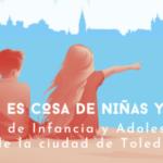 """La capital regional aprueba su II Plan de Infancia porque """"Toledo también es cosa de niños y niñas"""""""