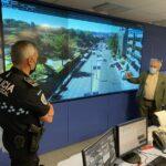 Refuerzan la vigilancia del tráfico en Toledo con 24 cámaras de alta definición