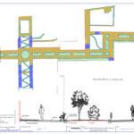 Nuevas zonas verdes, iluminación y mobiliario para el paseo Escultor Alberto Sánchez de Toledo