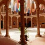 El proceso de rehabilitación del Palacio de Pedro I se expone en Torrijos por sus 40 años como BIC