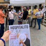 Recogen más de 200 firmas para que el Hospitalito del Rey sea una residencia de mayores en el casco