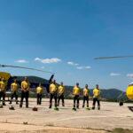 Extinguido el incendio de San Martín de Montalbán en el que han trabajado 26 medios y 114 personas