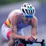 El triatleta talaverano Fernando Alarza, 12º tras una buena carrera en Tokio