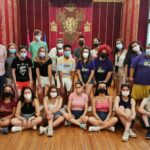 Nueva edición del Campamento de Voluntariado Juvenil 'Rutas culturales teatralizadas'