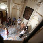 Así han sido las obras de rehabilitación del Consorcio de Toledo en el convento de las Carmelitas Descalzas y en la plaza de Santa Teresa