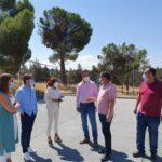 Plantean impulsar un corredor verde de pinares en la A-42 que uniría Toledo y Madrid a través de La Sagra