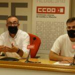 CCOO insta a preguntar a la ciudadanía del Casco de Toledo qué uso quiere dar al Hospitalito del Rey