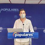 """El PP achaca a """"las trabas"""" del Gobierno de Talavera que solo haya una solicitud al Fondo de Rescate"""