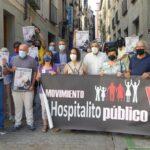 """La Plataforma Hospitalito Ya!!!acusa al Gobierno regional de """"poner excusas"""" para no abrir el centro como residencia de mayores"""
