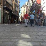 Lavado de cara en el Casco Histórico de Toledo: así luce la calle principal del barrio tras una completa renovación