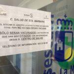 La portavoz del Gobierno regional califica de «incidencias puntuales» la falta de vacunas en algunos centros de salud toledanos