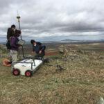 Arranca la primera fase de la excavación del yacimiento Montón de Trigo en Los Yébenes