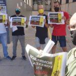CCOO sigue adelante con la huelga en GEACAM y volverá a manifestarse en Toledo