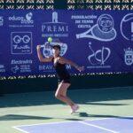 Semana de deporte de alto nivel en Toledo con la celebración del I Torneo Nacional de Tenis Femenino
