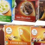 Conos, tarrinas, tartas o bombones: Carrefour retira casi 30 helados de su marca por estar contaminados