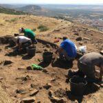"""Primeros hallazgos en el yacimiento de Los Yébenes, """"un espacio con una colección de poblados de la Edad de Bronce espectacular"""""""