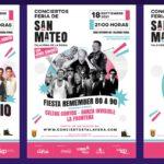 Ninguna mujer entre los artistas cabeza de cartel de las fiestas de San Mateo de Talavera