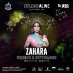 Vox pide suspender el concierto de Zahara en Toledo por un cartel que considera una «ofensa extrema a la Virgen»