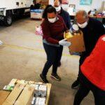 Cáritas Toledo perdió en 2020 un 28% del voluntariado por ser grupo de riesgo ante la COVID-19
