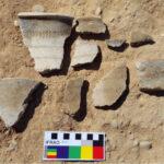 La construcción de una nave logística en el Polígono se topó con el hallazgo de restos arqueológicos