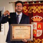 El tirador olímpico Alberto Fernández ya es Hijo Adoptivo de Illescas