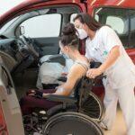 Lograr el carné de conducir tras sufrir una lesión medular, uno de los retos de los pacientes de Parapléjicos