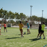 Fuensalida rehabilita de manera integral su pista multideporte