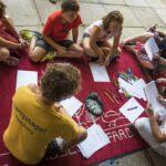 Más participación y un «carácter ecofeminista», ingredientes de los talleres de poesía de Voix Vives