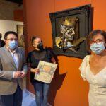 Pintura, escultura e historia se unen en la exposición 'Alfonso, sabio de corazón'