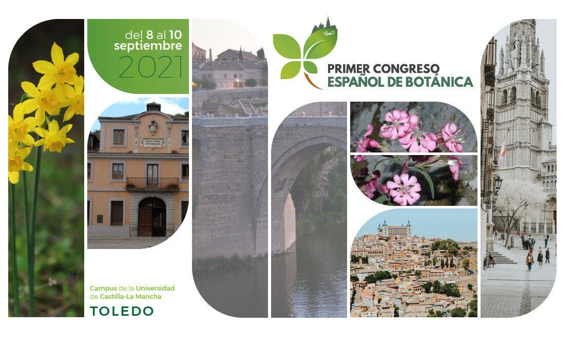 Congreso Botánica en Toledo