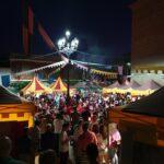 El municipio de Montearagón retrocede a la Edad Media de mano de una treintena de bodegas