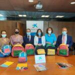 Una iniciativa social permite a 1.700 niños y niñas de Toledo volver a clase con nuevos materiales escolares